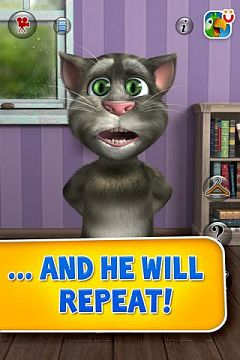 Tải Game Talking Tom Cat 2.2 cho Android