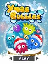Game Xmas Bubblies - Giáng Sinh Bong Bóng