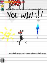 tai game Doodle Escape - Kiếm Sĩ Bút Chì
