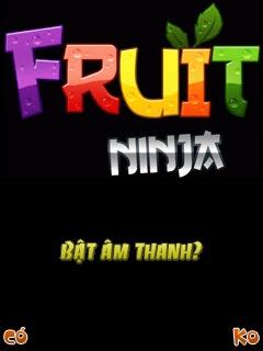 tai game Ninja Fruit - Chém Hoa Quả