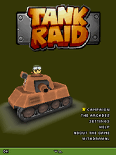 tai game Tank Raid 3D