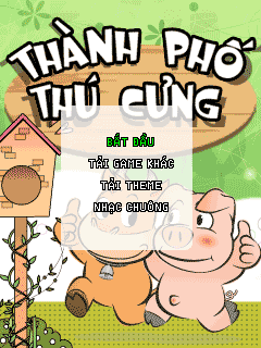 tai game pet city - thanh pho thu cung